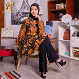 Angesti Long Blouse  (Long Sleeve)