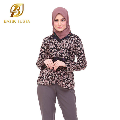 Long Sleeve Blouse - Anandya Long Sleeve