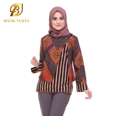 Long Sleeve Blouse - Gayatri Long Sleeve