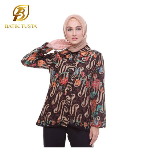 Long Sleeve Blouse - Kahiyang Long Sleeve