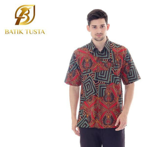 Men's Shirt - Kalingga Men's Shirt (Short Sleeve)
