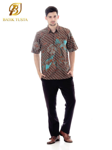 Maghena Men's Shirt - Short Sleeve