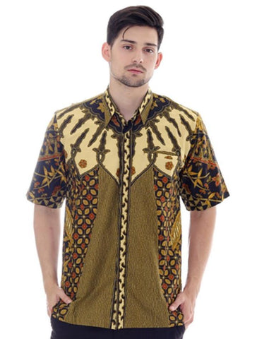Men's Shirt - Sasmitha Men's Shirt