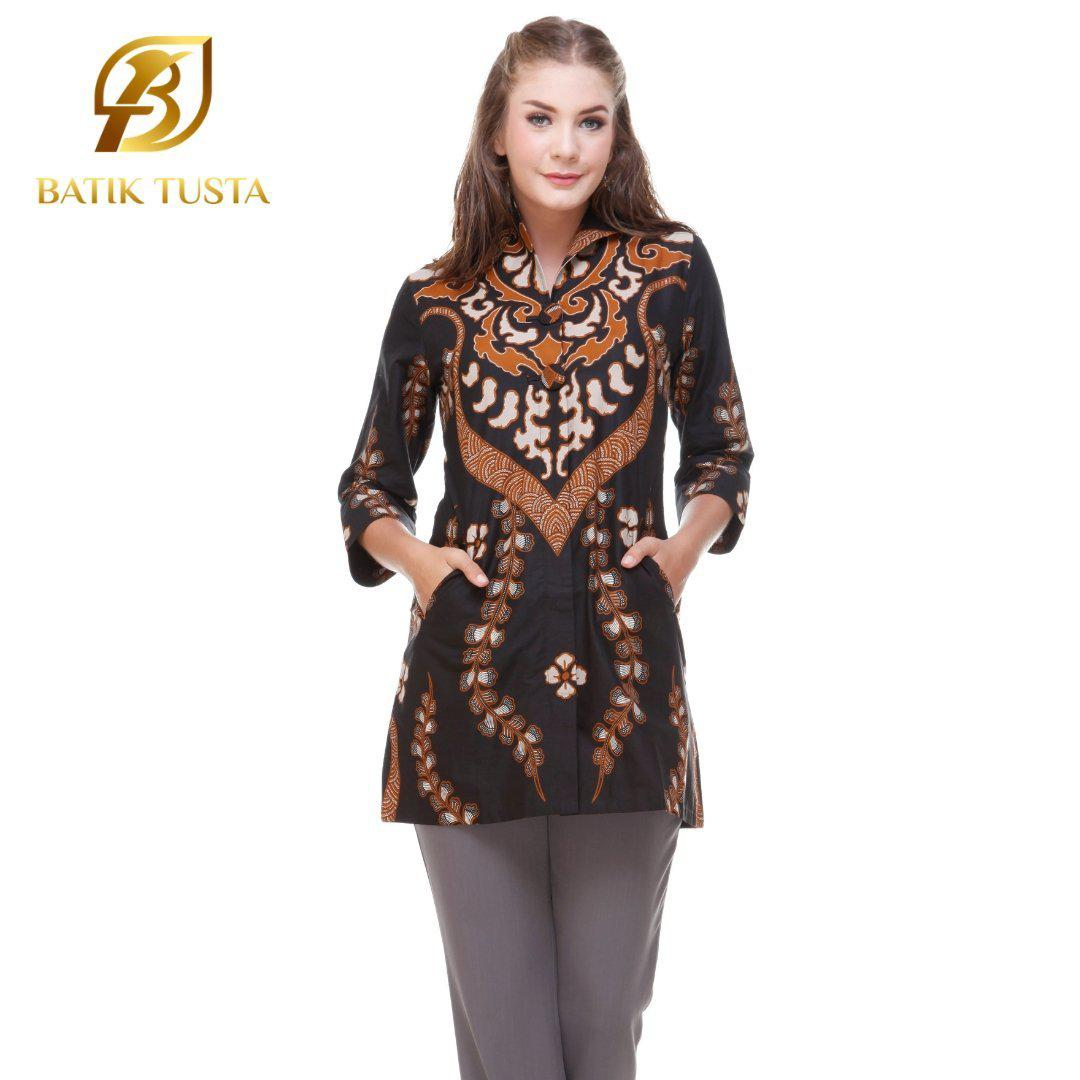Pramudita Short Sleeve Basic Tunic