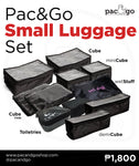 Pac&Go Small Luggage Set