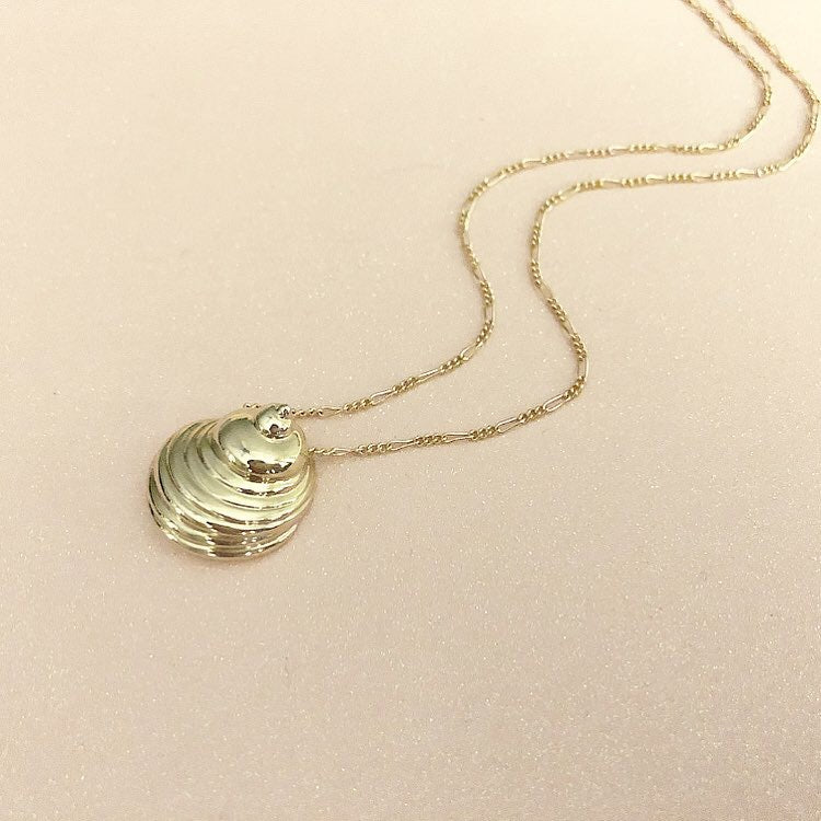 Tate Turbo Necklace