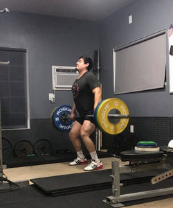 The Education of a Weightlifter, Part 1: Position, Rhythm, Speed