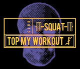 Lift Club Racerback - Squat (lbs)
