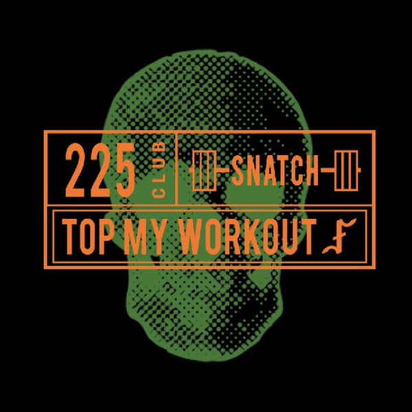 Lift Club Tee - Snatch (kgs)