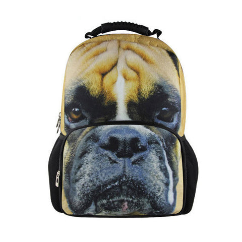 Boxer Buddy Backpack