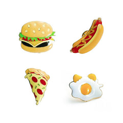 Classic Foods Pin Collection