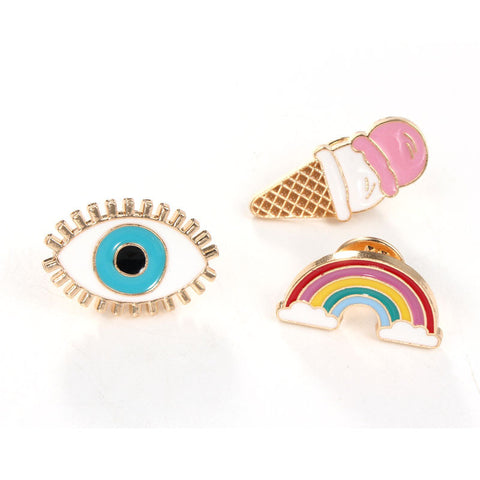 Eye Scream Over the Rainbow Collection