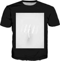 Ghost Cassette Tee in Black