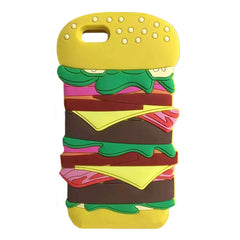 Stacks on Stacks Burger iPhone Case
