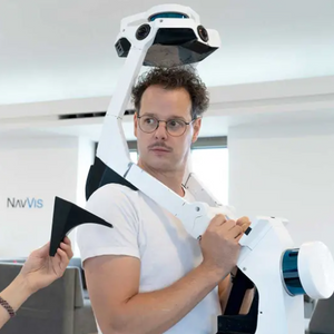 NavVis: Rapid prototyping wearable scanners with 3D printing