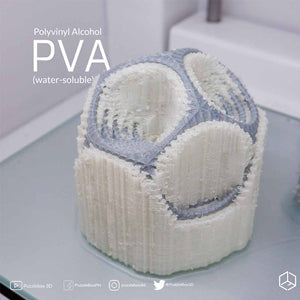 How To Succeed When 3D Printing With PVA Support Material