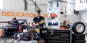 3D Printing Carbon Fiber for Professional Racing