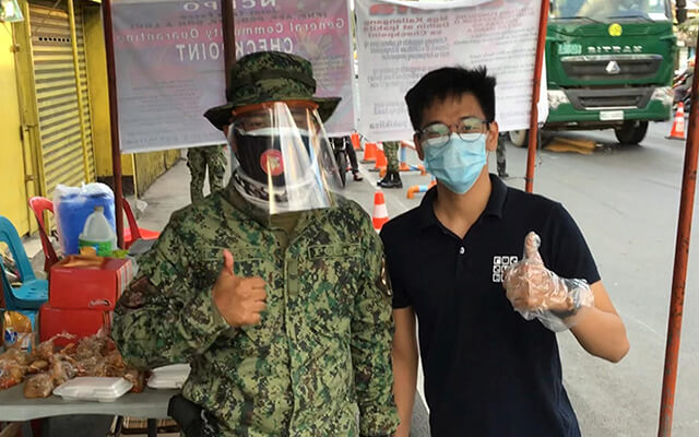 3D printed personal protective equipment fortifying PH frontliners