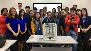 2-day 3D printing workshop at DOST Science and Technology Information Institute