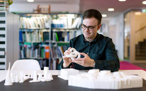 Visualizing Architecture Designs with a 3D Printer