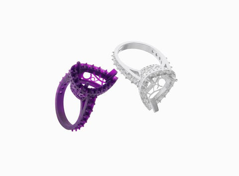 Formlabs Jewelry Resins