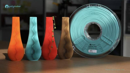 Polymaker filaments for 3D printer