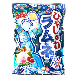 Senjaku Ramune Cool Soda Candy 2.4 oz