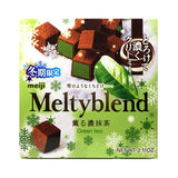 Meiji Meltyblend Green Tea Chocolate 2.11 oz