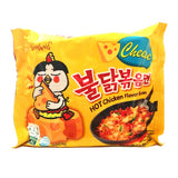 Samyang Hot Chicken Cheese Flavor Ramen Noodles 140g
