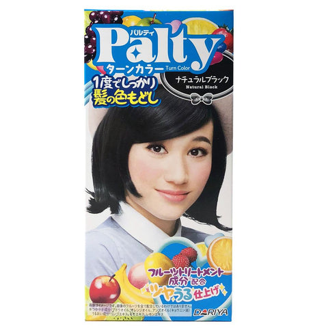 Dariya Palty Hair Color Natural Black