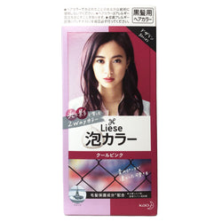 Kao Liese Bubble Hair Color Cool Pink