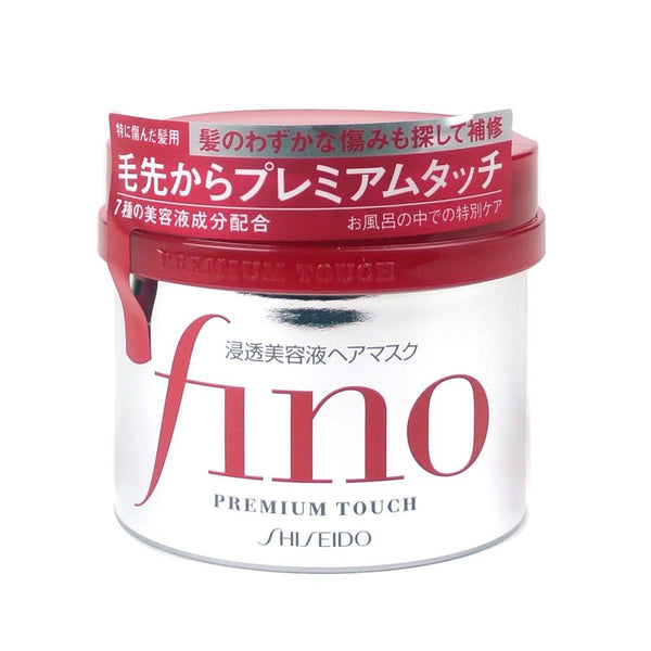 Shiseido Fino Premium Touch Hair Essence Mask