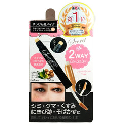 Popberry Popskin Secret Liquid & Stick Type 2 Way Concealer 101