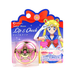 Creer Beaute Sailor Moon Miracle Romance Lip & Cheek Peach Pink