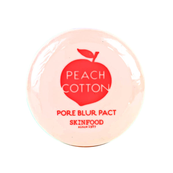 SKINFOOD Peach Cotton Pore Blur Pact