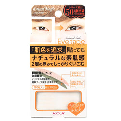 Koji Dream Magic Double Eyelid Slim Eye tape Natural Nude 90 pairs
