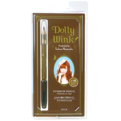 Koji Dolly Wink Eyebrow Pencil II 02 Chocolate Ash