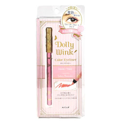 Koji Dolly Wink Color Eyeliner Pencil Smoky Pink