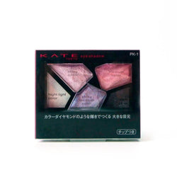 Kanebo KATE Colorcious Diamond 5-shade Palette Eye Shadow PK-1