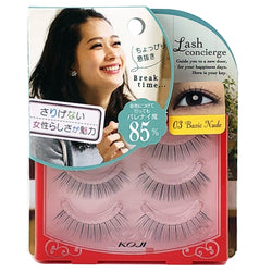 Koji Lash Concierge False Eyelashes 03 Basic Nude