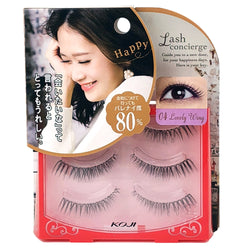 Koji Lash Concierge False Eyelashes 04 Happy Girl