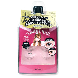 Koji Dolly Wink False Eyelashes 34 Fresh Cute