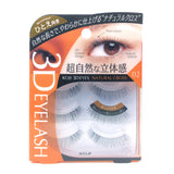 Koji 3D EYES False Eyelashes 02 Natural Cross