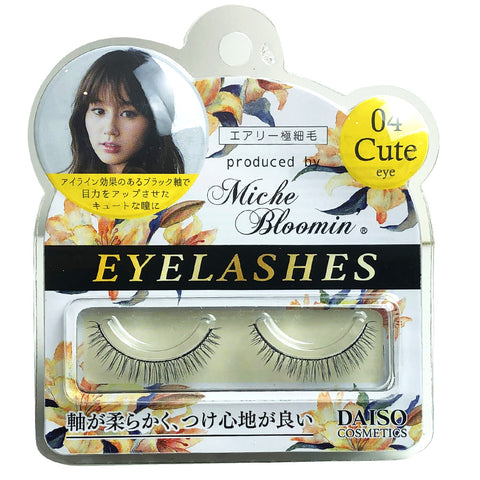Miche Bloomin' False Eyelashes 04 Cute Eye