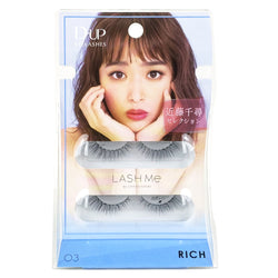 D-UP Lash Me Series False Eyelashes 03 Rich