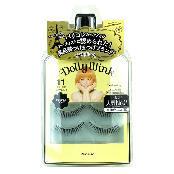 Koji Dolly Wink False Eyelashes 11 Pure Sweet