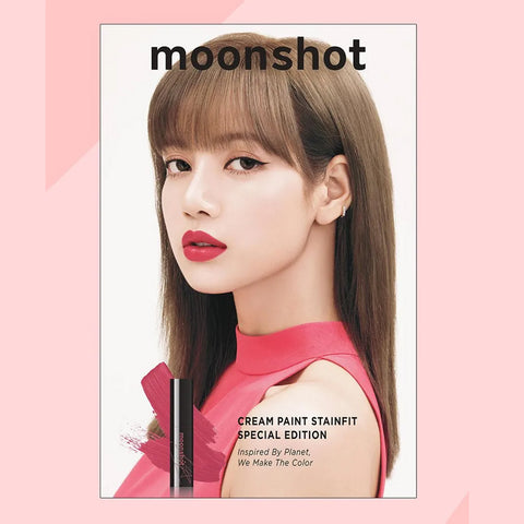 Moonshot Cream Paint Stain Fit Lisa Special Edition 03 Ginger Carol
