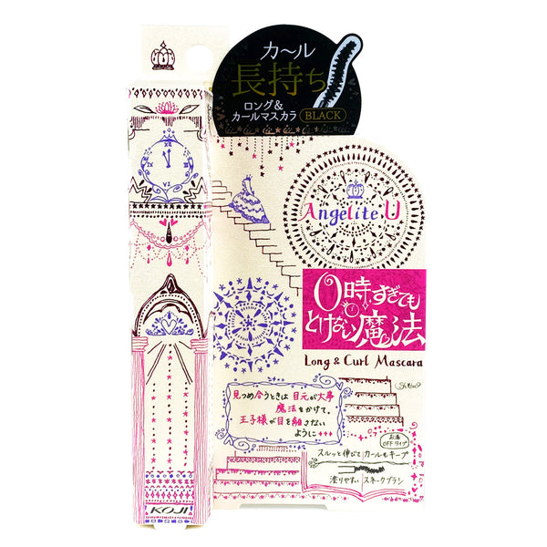 Koji ANGELITE U Long & Curl Mascara Black