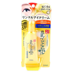 Sana NAMERAKA Isoflavone Wrinkle Eye Cream