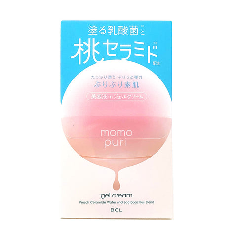 BCL MOMO PURI Moist Gel Cream